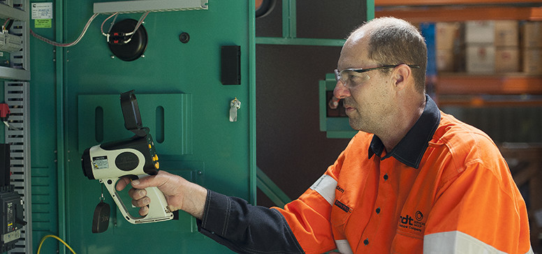 Our highly skilled, experienced and dedicated staff provide quality critical asset management services