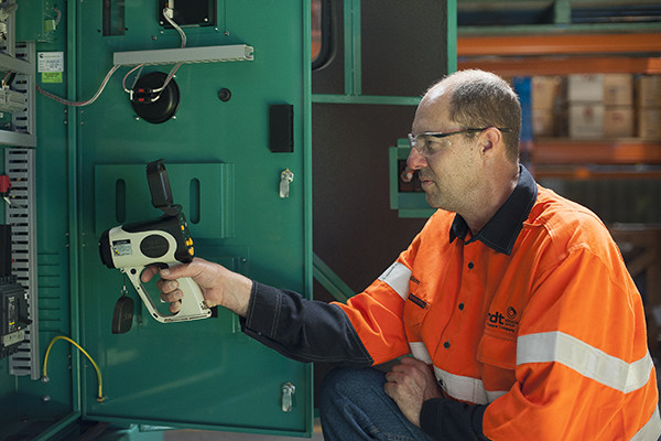 NDT maintenance technicians are able to provide an efficient service to ensure the integrity of your PFC system.
